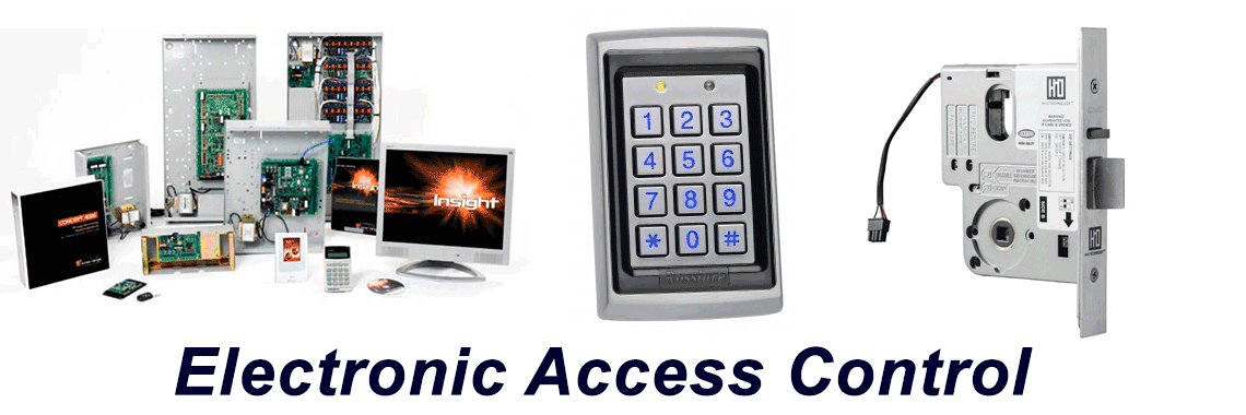 Access Control Systems Installation, Supply and Repair