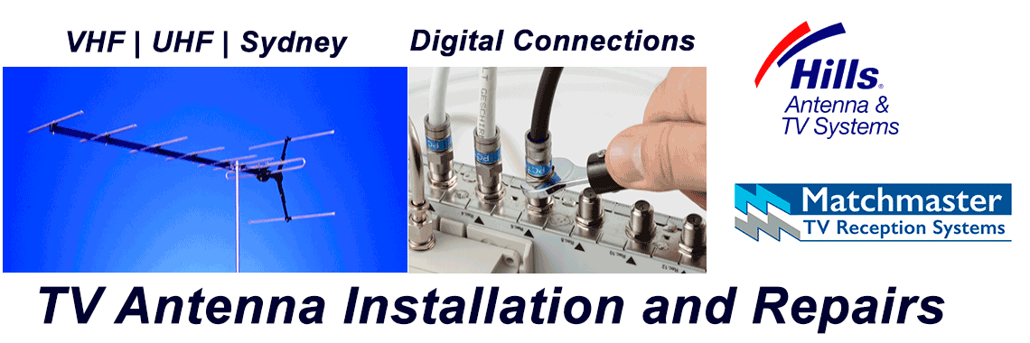 TV Antenna installation supply repair service