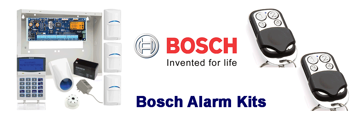 Bosch Wireless Security Systems supply and installation