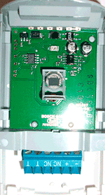 Standard Passive Infrared detectors can cause false alarm issues