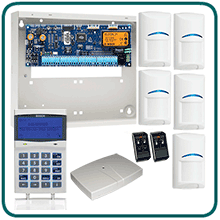 Bosch Solution 6000 Wireless Alarm System kit