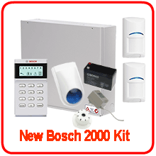 Bosch 2000 Home Alarm Systems