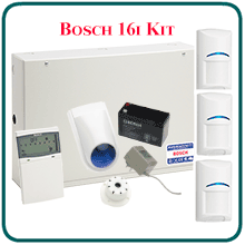 Bosch 16i Home Alarm Systems
