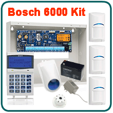 Bosch Solution 6000 Home Alarm Systems