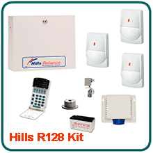 Hills R128 Reliance Home Alarm Systems