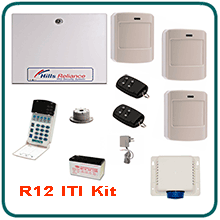 Hills Reliance R12 Wireless Alarm Systems