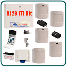 Hills Wireless R128 Reliance Alarm Systems
