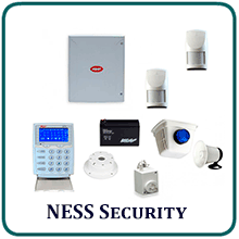 NESS Commercial Alarm Systems