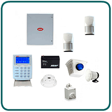 NESS Home Alarm Systems