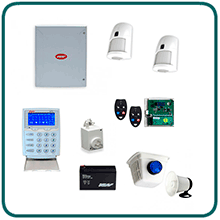 NESS Wireless Alarm Systems