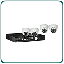 NESS Home Security Camera Systems