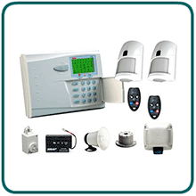 NESS R16 Wireless Alarm Systems