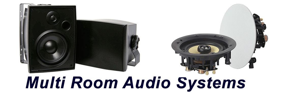 Multi Room Audio Installation and repair service