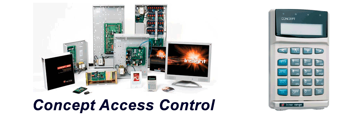 Concept Access Control Installation supply repair service