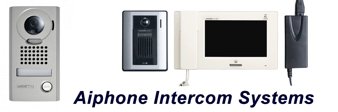 Aiphone Intercom Systems Installation Supply repair service